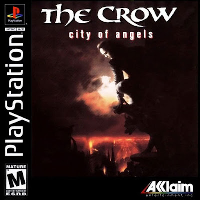 descargar crow the city of angels psx mega