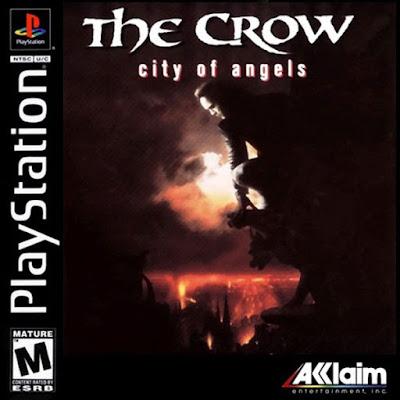 descargar crow the city of angels psx mega