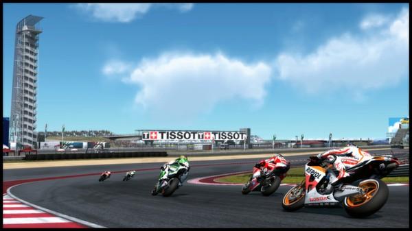 Moto GP 13 PC Full Version Screenshot 2