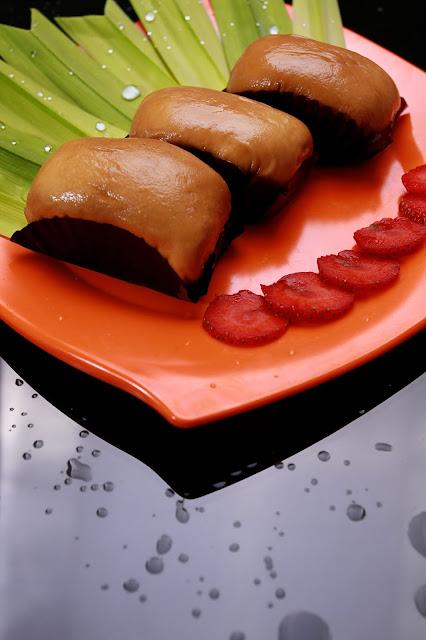 Pancake Durian Mocca