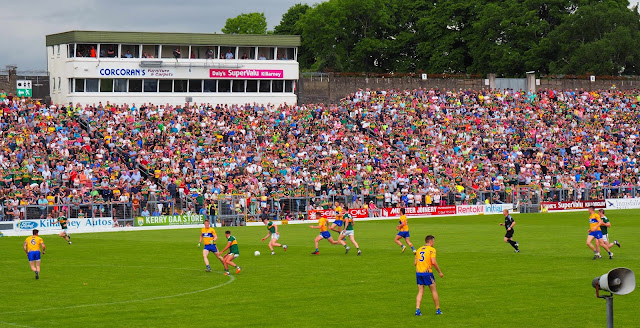 GAA, Kerry, Clare, Gaelic football, stadium