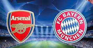 مشاهدة مباراة بايرن ميونخ وارسنال بث مباشر 15-02-2017 دوري أبطال أوروبا