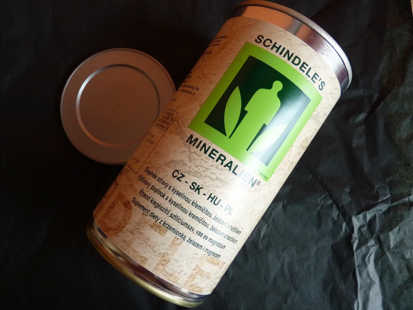 Minerały Schindele's – suplement diety wart każdej złotówki