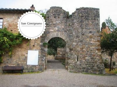 Rocca di san Gimignano
