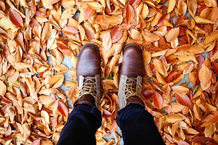 Levitate Style, Timberland, Timberland City Premium Boots, Yale University, Fall Style, Leo Chan