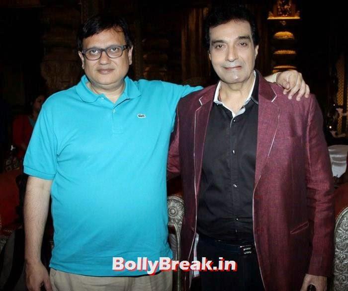 Anooj Kapoor, Dheeraj Kumar