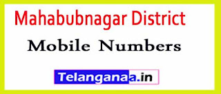 Achampeta Mandal Sarpanch Wardmumber Mobile Numbers List Part II Mahabubnagar District in Telangana State
