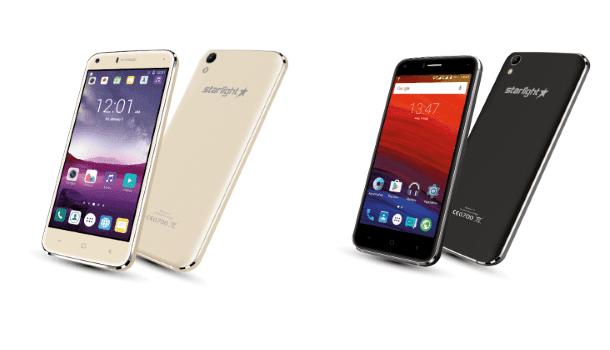شركة Starlight تطلق هاتف DIAMOND X داعم لتقنية 4G LTE