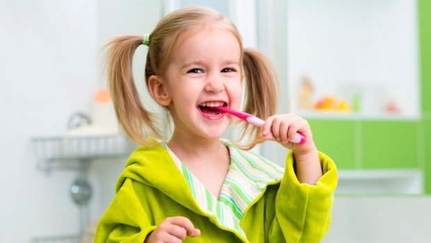 oral care, dental health, family