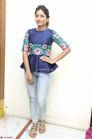 Eesha Looks super cute stunning in Denim Jeans and Top at Darsakudu movie Inerview ~  Exclusive 037.JPG