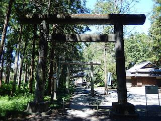 鎌形八幡神社