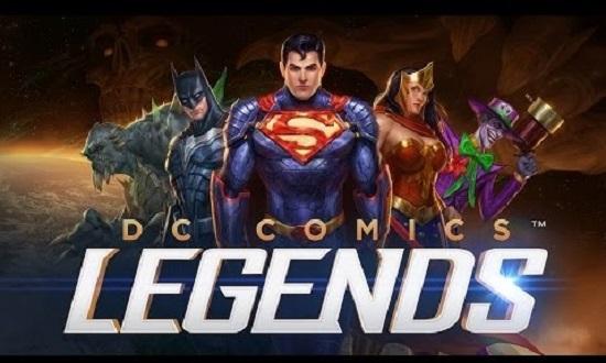 Download DC Comics Legends Android Mod Apk Game