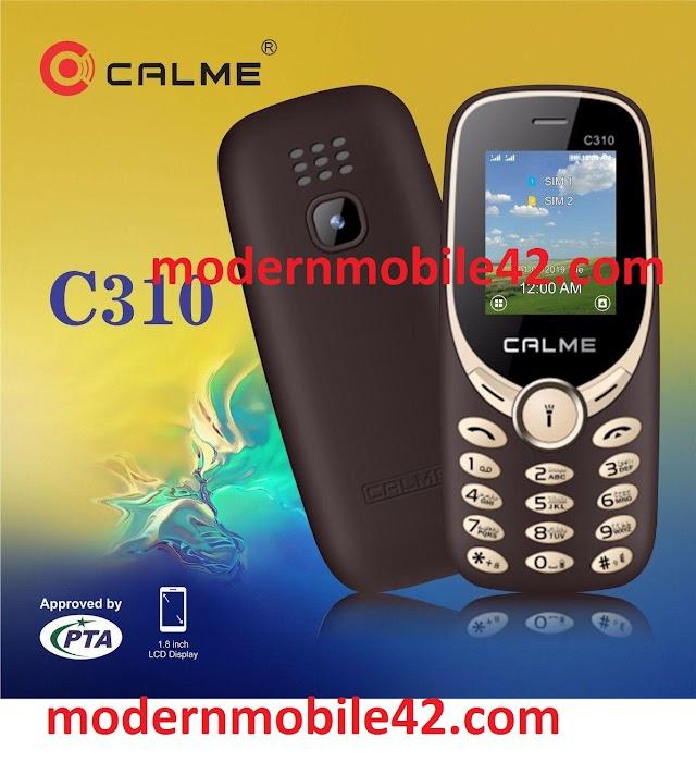 calme c310 flash file download