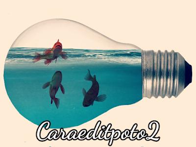 Manipulasi Lampu PicsArt