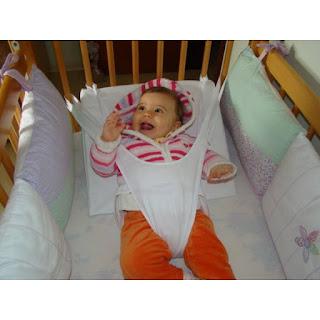 Rampa Anti-Refluxo com Baby Paraquedas