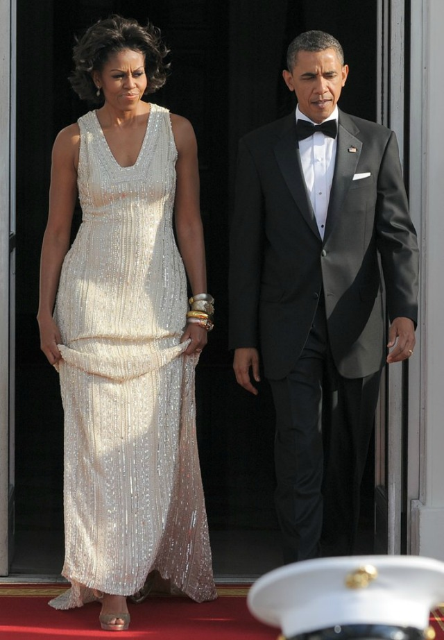 Vestidos de formatura, casamento, madrinhas, Michelle Obama inspired