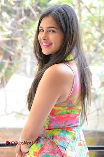 Telugu Actress Prasanna Stills in Short Dress at Inkenti Nuvve Cheppu Press Meet Stills  0032.JPG