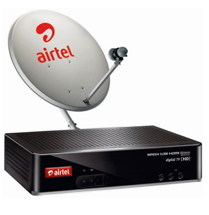 Airtel Digital TV Channel List With Channel Number [2019