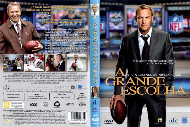 Capa DVD A Grande Escolha