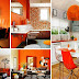 33 Orange Decoration Ideas