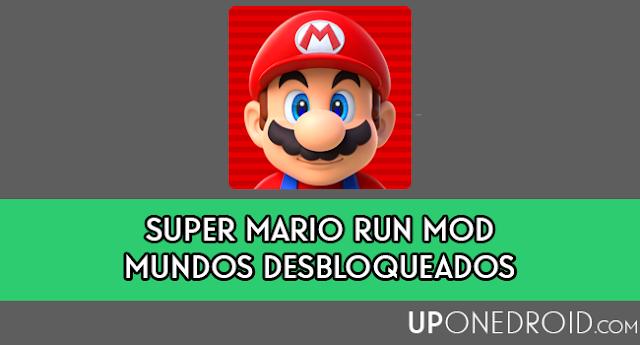 Super Mario Run APK Full (Mundos Desbloqueados)