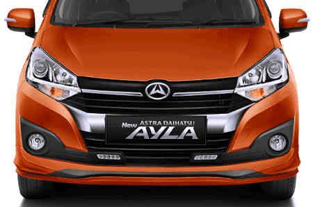 Biaya Mutasi dan Balik Nama Mobil Daihatsu Ayla 1.2 X At ...