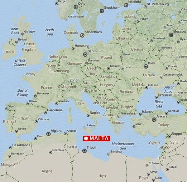 Praktyczny Przewodnik Malta Przewodnik Atrakcje Mapa