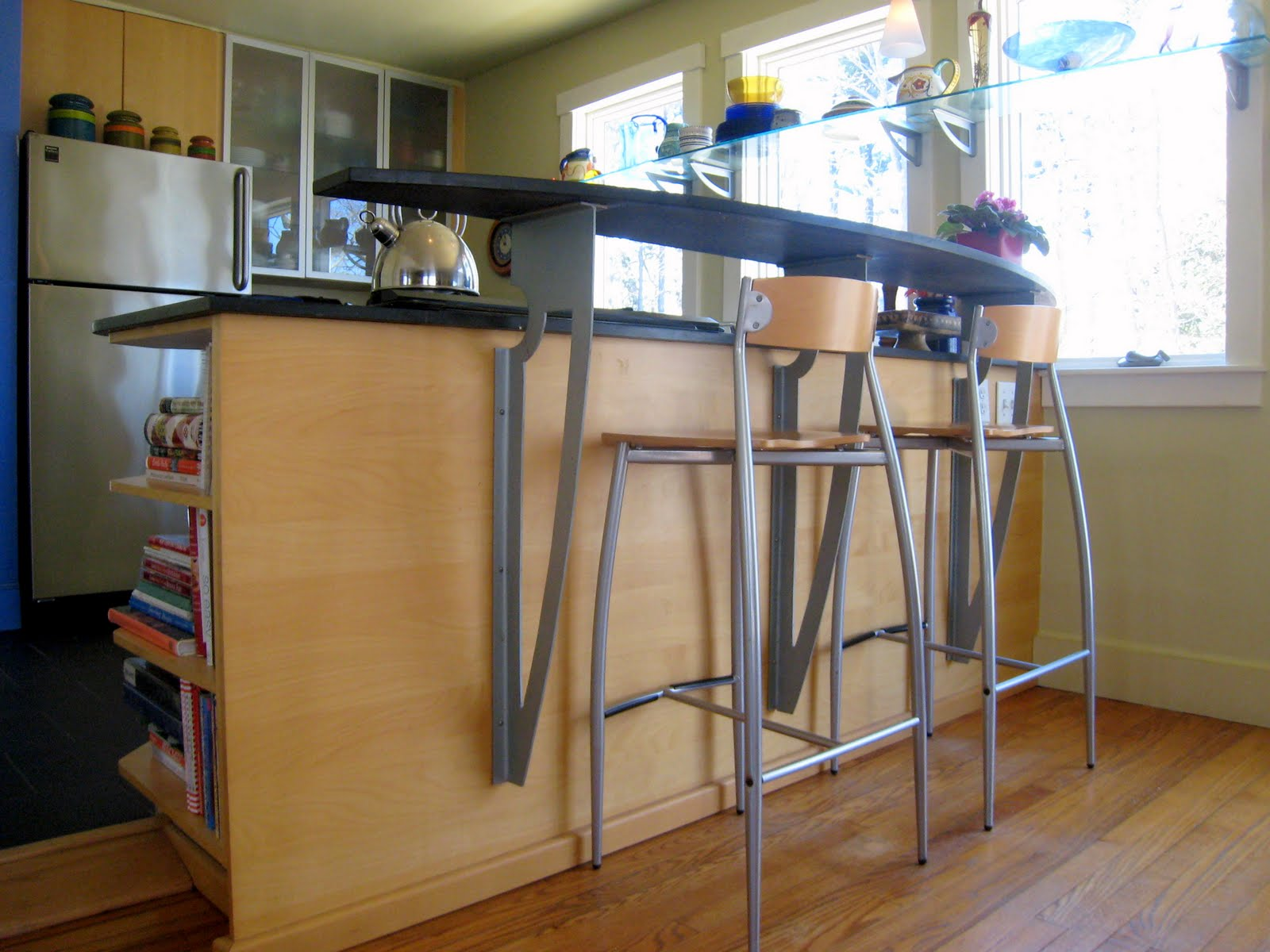Inspiring Kitchen Bar Plans 23 Photo