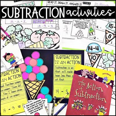 The Kinderhearted Classroom teaching math