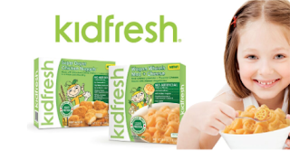 Kidfresh Frozen Kids Meals: Earn $1 with Ibotta and Checkout 51 Apps! #KidfreshMealOffers