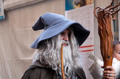 gandalf cosplay