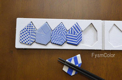 Geometric Chopstick Rests