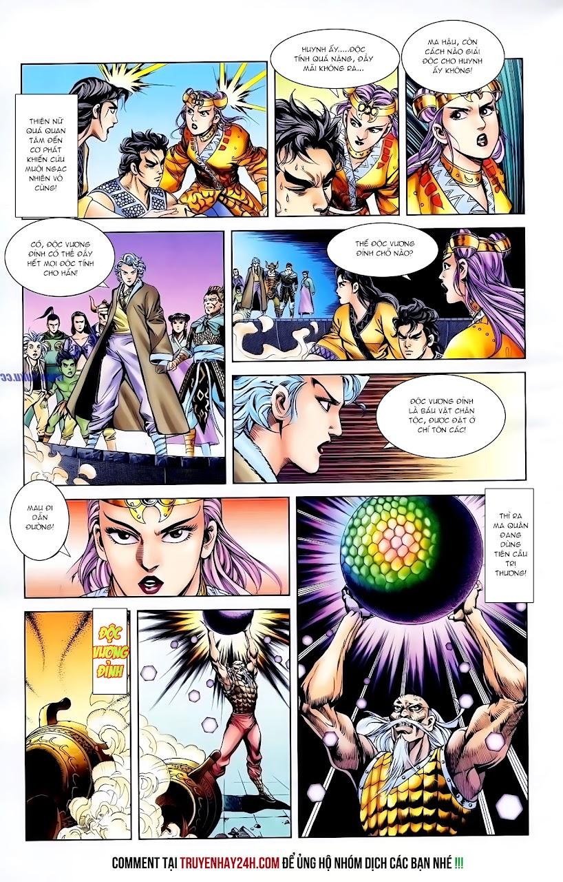 Cơ Phát Khai Chu Bản chapter 115 trang 26