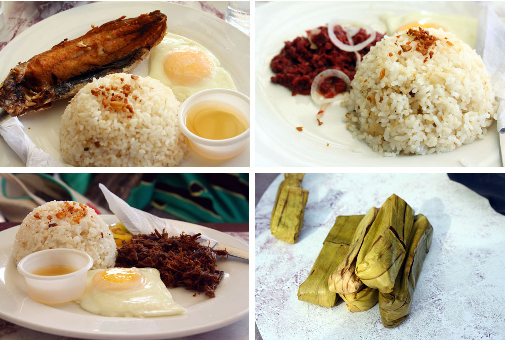 Where to eat at Baler, Aurora