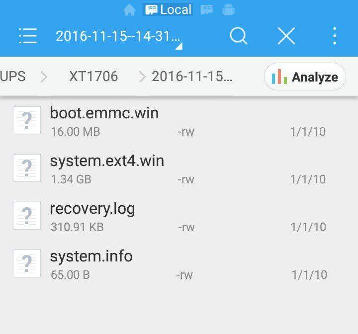 Mengatasi Restore TWRP Tidak Terbaca pada HP Android