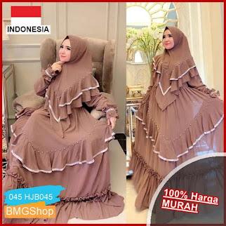 HJB045 Setelan Duvenci Syari Set Hijab BMGShop