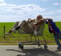 Jackass Presents Bad Grandpa o filme