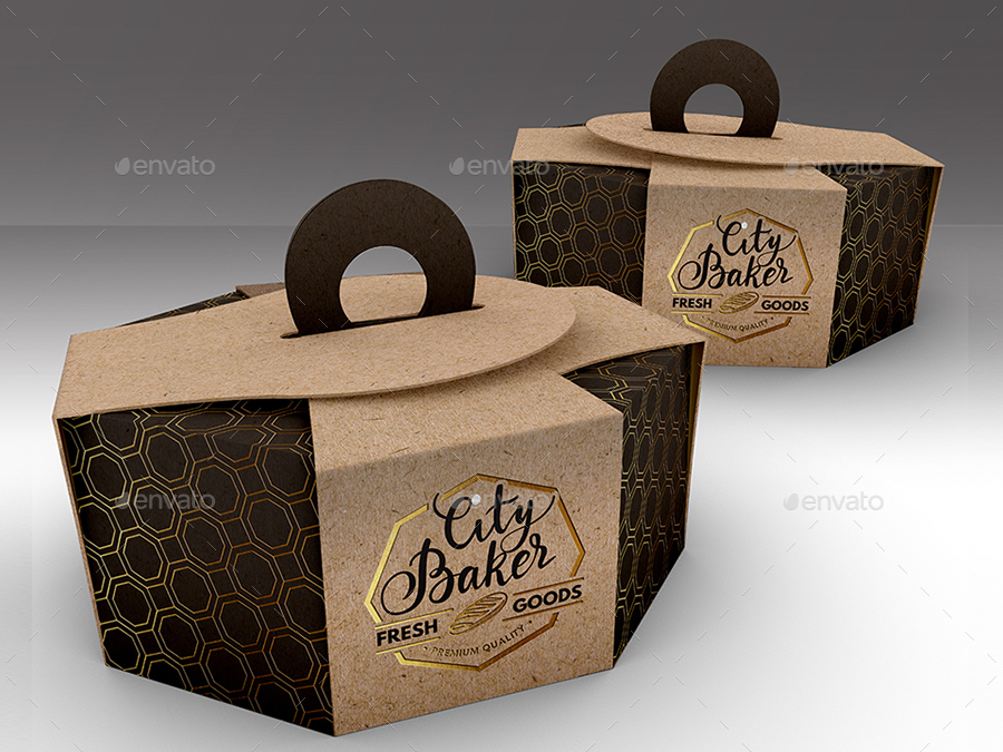 Custom Bakery Packaging Boxes Cake Boxes Are Considered To Be A