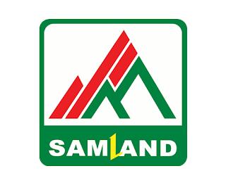 logo chủ đầu tư Samland dự án 105 chu văn ân