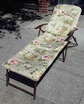 Uhuru Furniture & Collectibles Sold Patio Chaise - 30