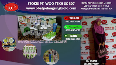 Ibu Sarah Woo Tekh Distributor Resmi Wsc Biolo Pelangsing