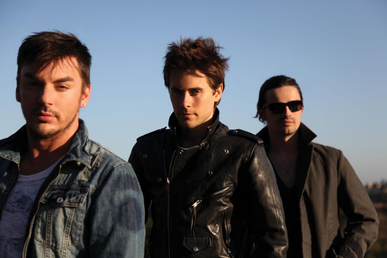 30 seconds to mars rock in rio musicas