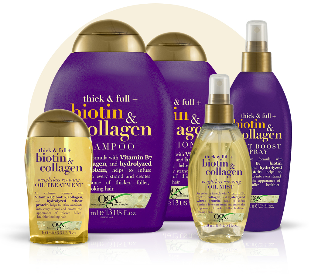 biotin and collagen oil reviews