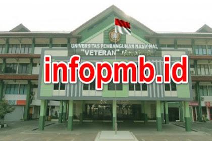Pendaftaran Mahasiswa Baru (UPN Veteran Jakarta) 2020-2021