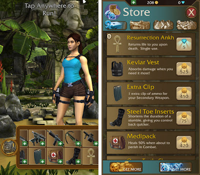 Lara Croft: Relic Run Game Apk