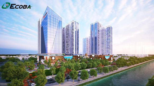 tiến độ xây dựng dự án Hinode City