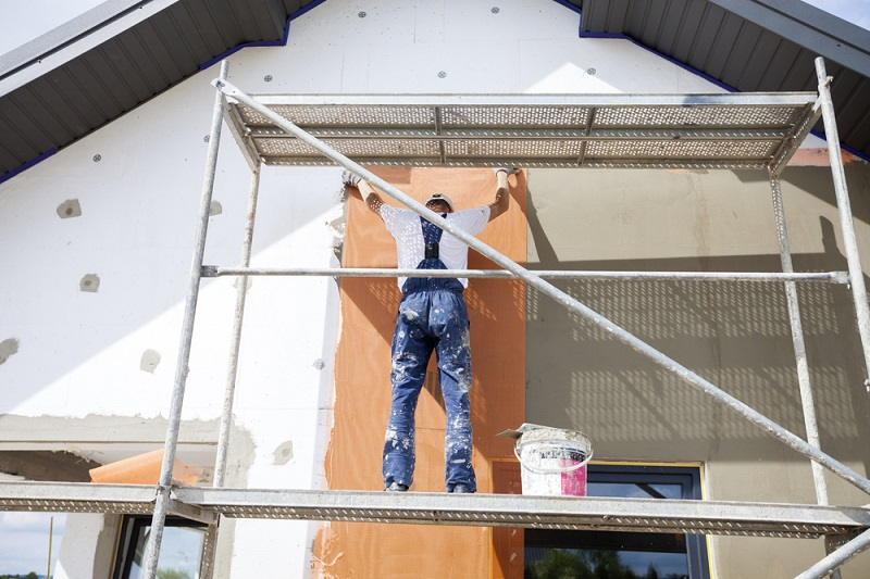 What Are the Features of Cement Rendering? And Why to Preferred It?