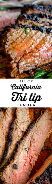 How to Cook Tri Tip (Grilled or Oven-Roasted)
