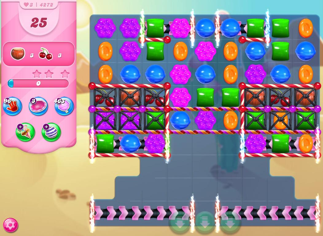 Candy Crush Saga level 4272