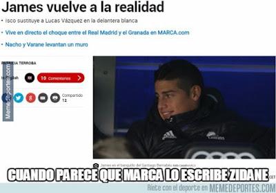 memes real madrid granada 2017